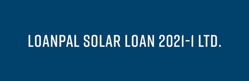 Loanpal Solar Loan 2021