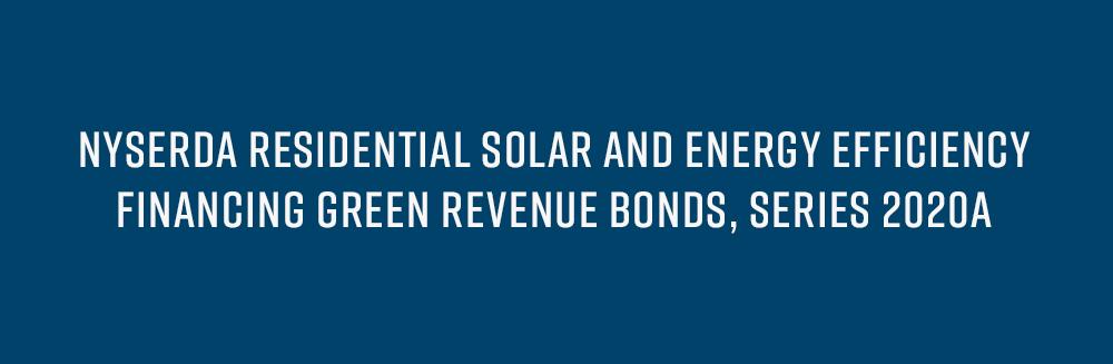 NYSERDA Residential Soalr and Energy Efficiency