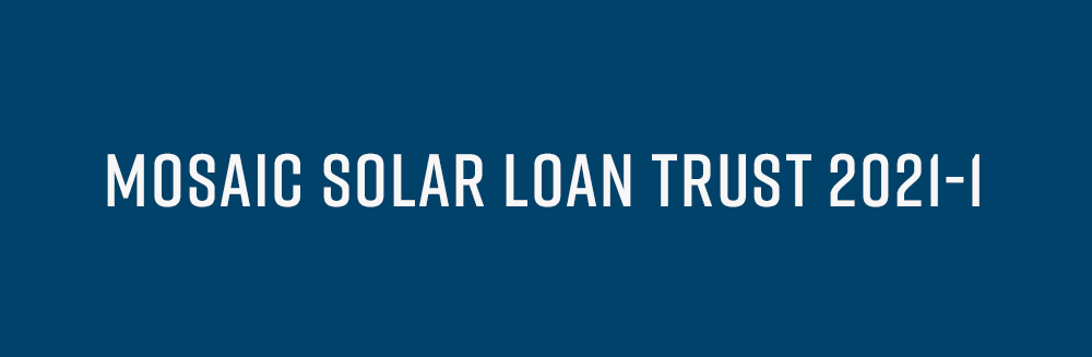 Mosaic Solar Loan